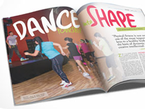 Dance Yourself Into Shape