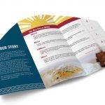 Brochure (inner panels)