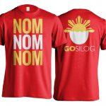 T-shirt mockup (Red)